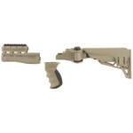 Grips, Pads, Stocks, Bipods